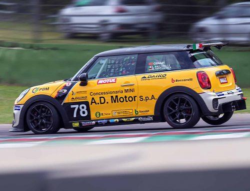 Rennen No. 1 Saison 2018 – Imola