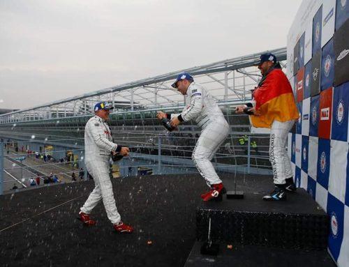 Rennen No. 6 – Monza